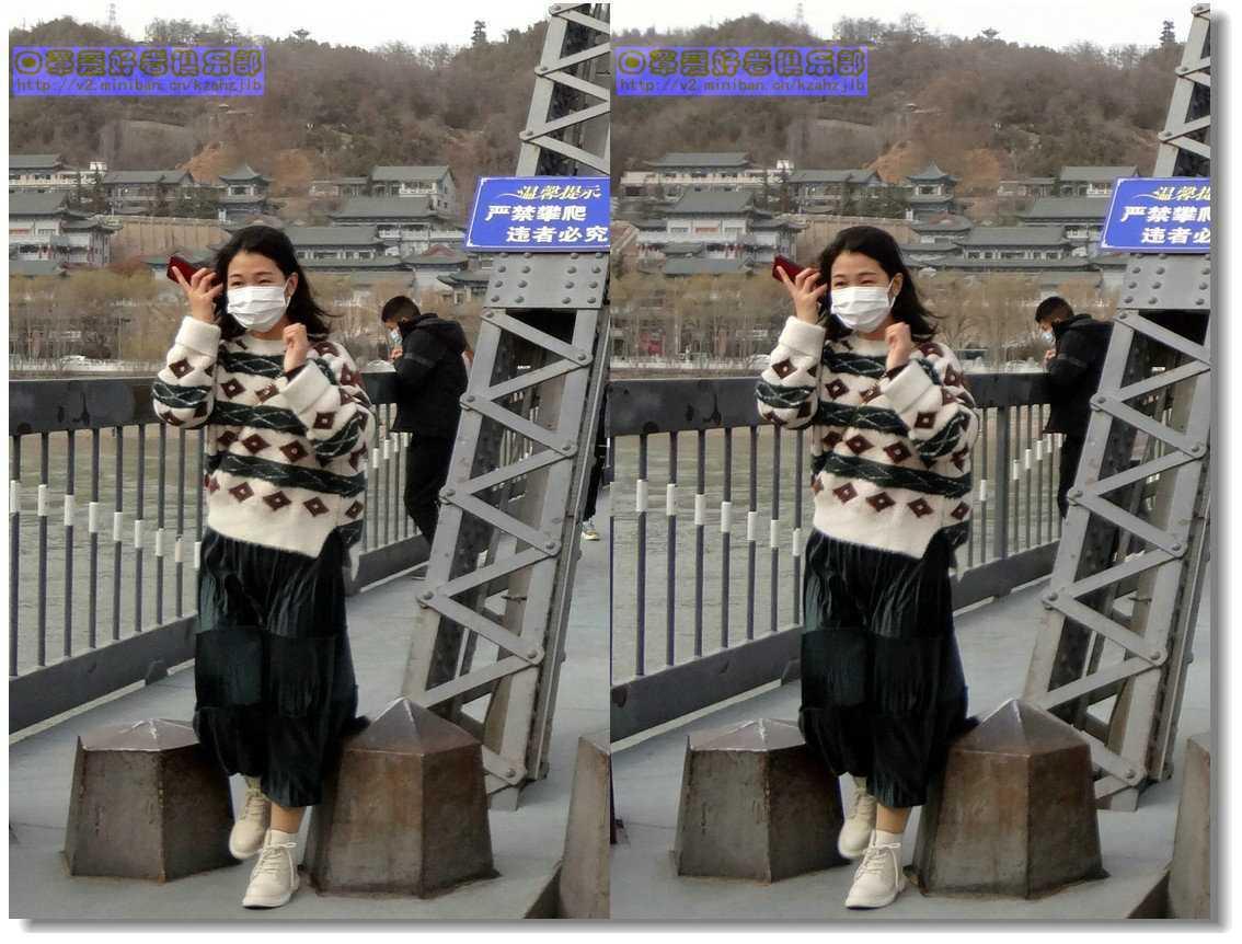 【原创】街拍-戴口罩的人们(续)-7