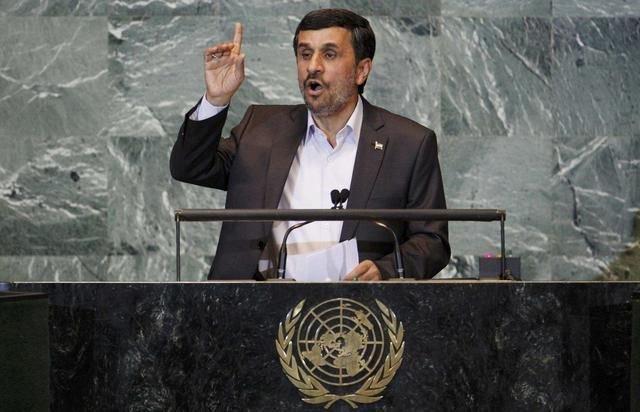 伊朗前总统内贾德质疑美国是这次疫情的罪魁