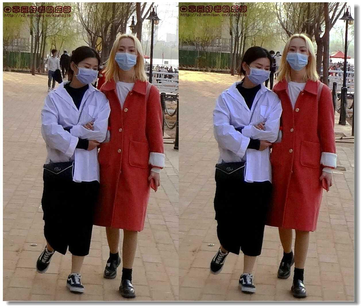 【原创】街拍-戴口罩的人们(续)图2