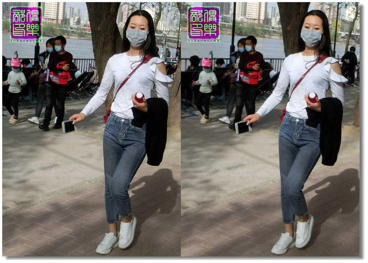 【原创】街拍-戴口罩的人们(续)4