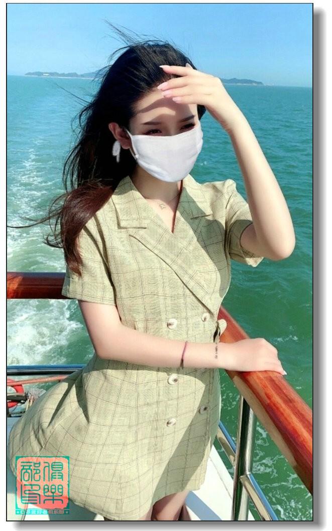 【原创】游艇上的美女