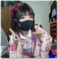【贴图】时尚萌妹小主播 -4