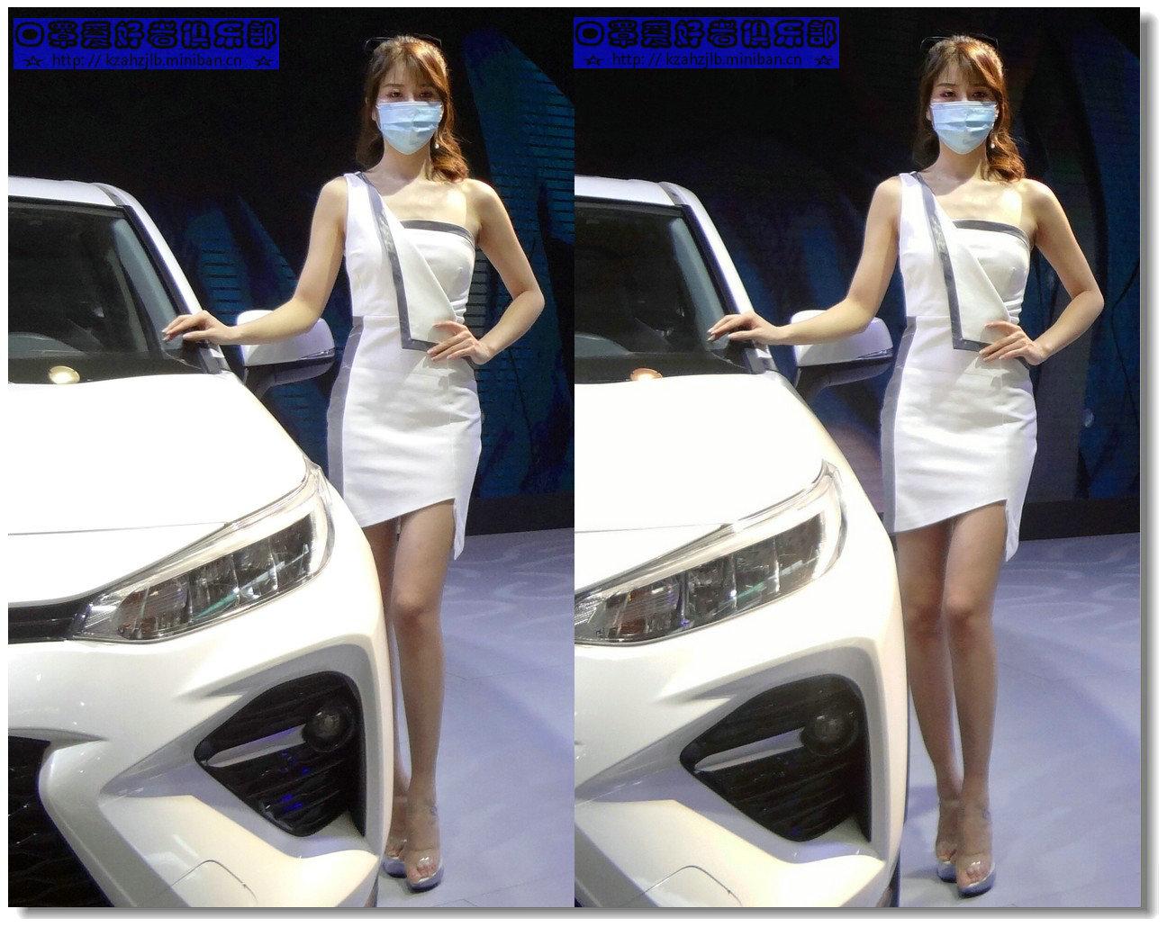 【原创】车模-美女 -2