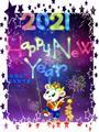 2021  新春快乐