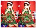 【原创】圣诞节美女