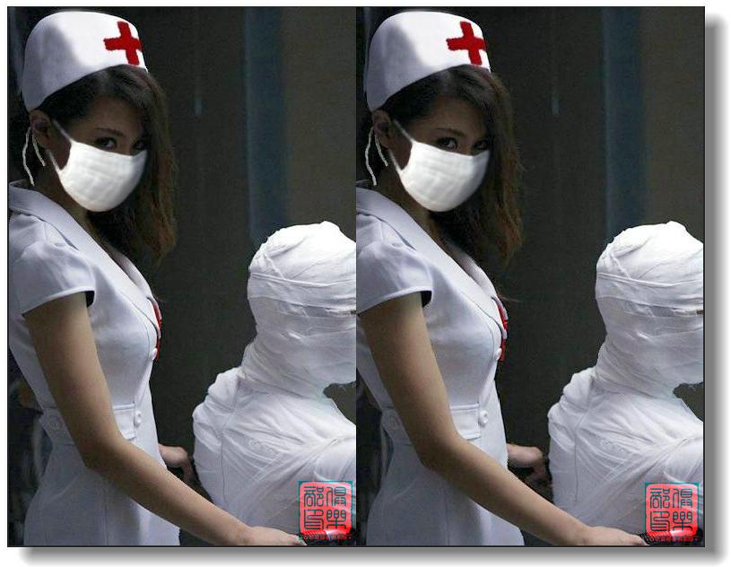 【原创】电影镜头-女护士