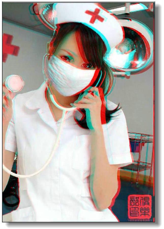 【原创】美女护士