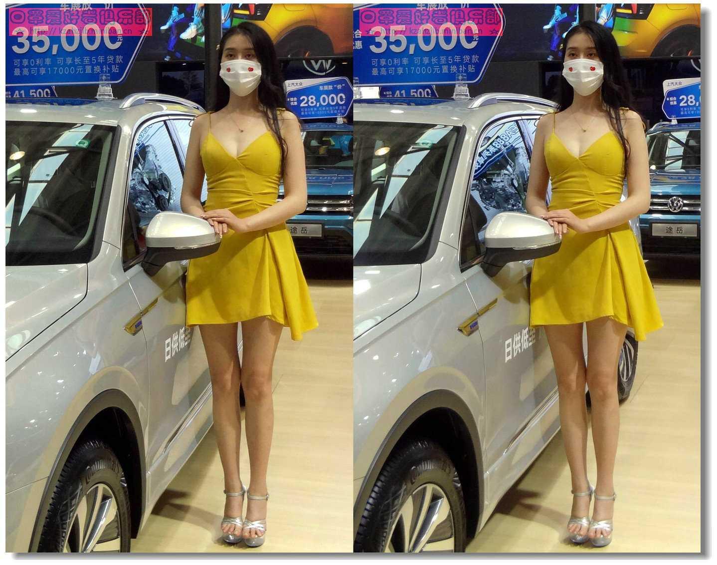 【原创】车模美女(续)-图2
